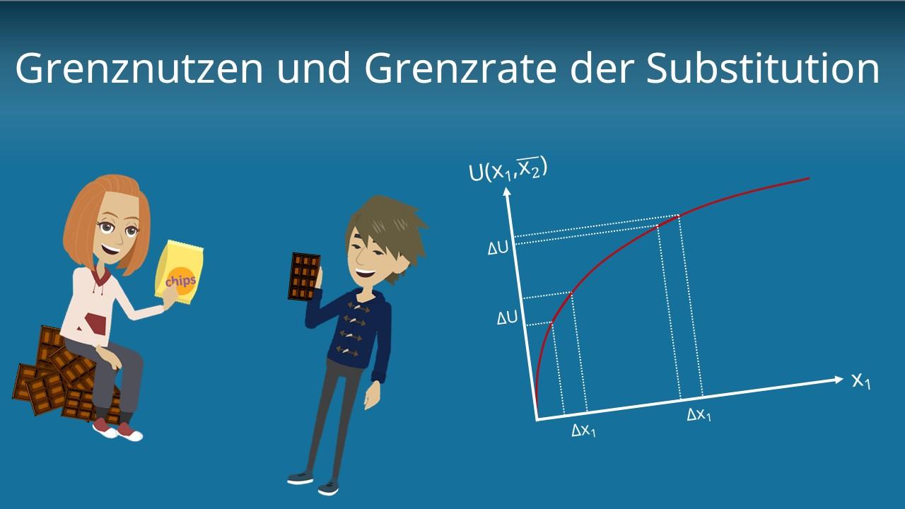 Grenzrate Der Substitution Berechnen : grenznutzen und grenzrate der substitution einfach erkl rt f rs studium ~ Themetempest.com Abrechnung