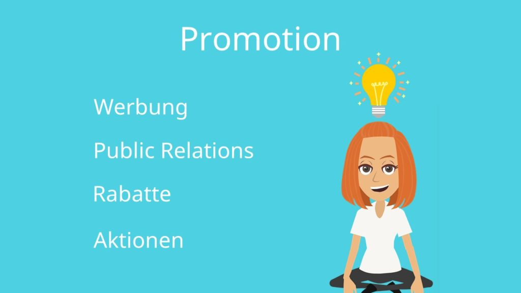 4Ps Marketing Mix: Promotion