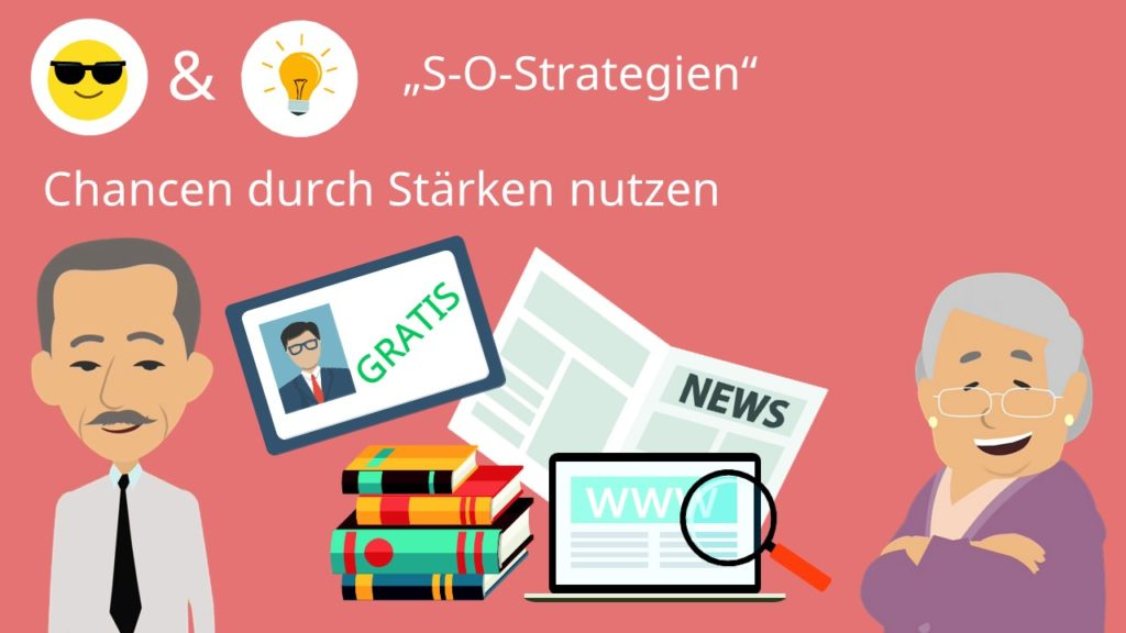 S-O-Strategie SWOT-Analyse Strategien