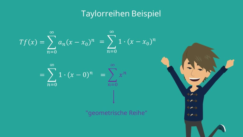 Taylorreihe Beispiele