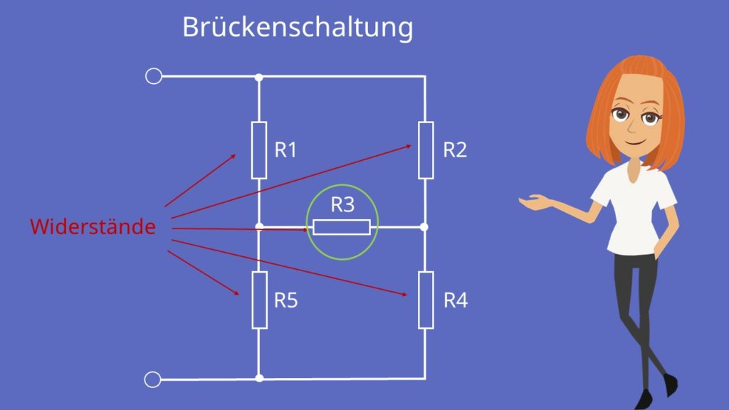 Brückenschaltung, Stern-Dreieck-Schaltung