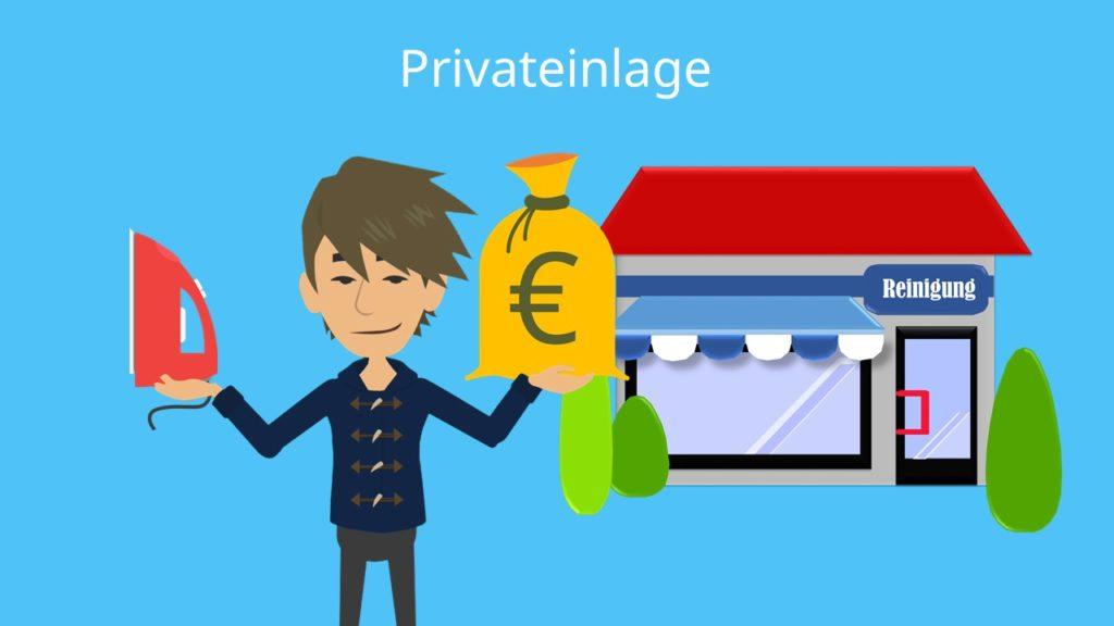 Privateinlage