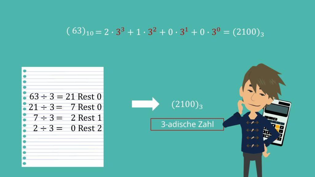 Stellenwertsysteme Dezimalzahlen