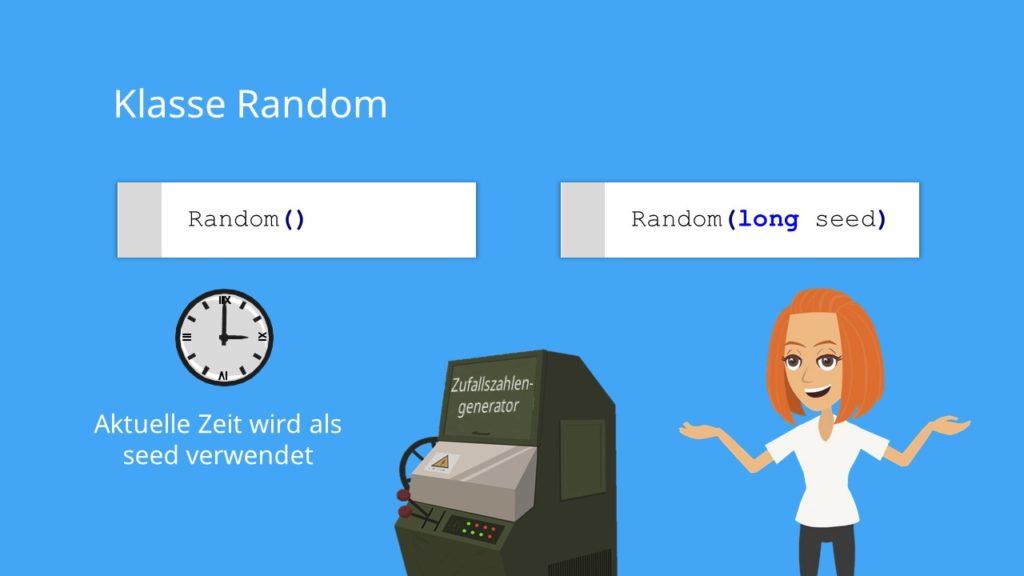 random Java, Java random int
