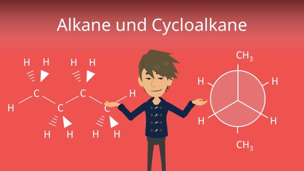 Alkane und Cycloalkane