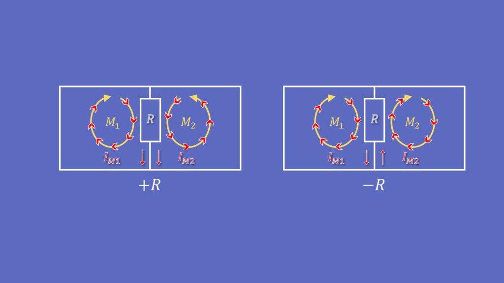 Maschenstromverfahren, Netzwerkanalyse, Maschen, Knoten, Maschenumläufe