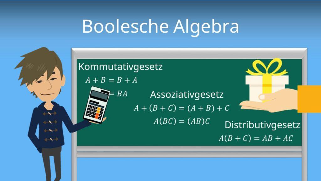 Boolesche Algebra