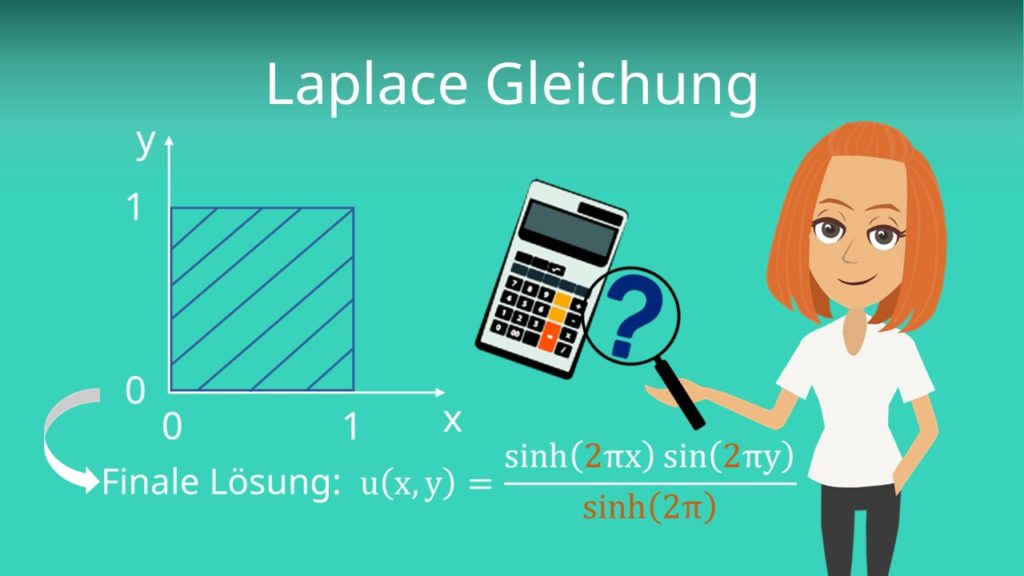 Laplace Gleichung