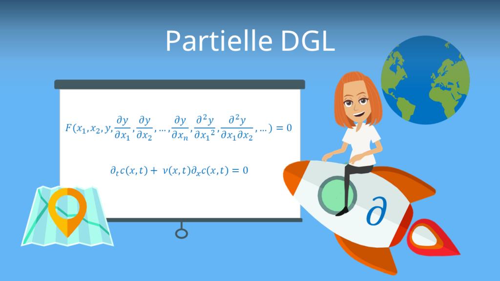 Partielle DGL