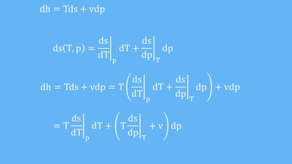 Fundamentalgleichungen Thermodynamik, Freie Enthalpie, Freie innere Energie