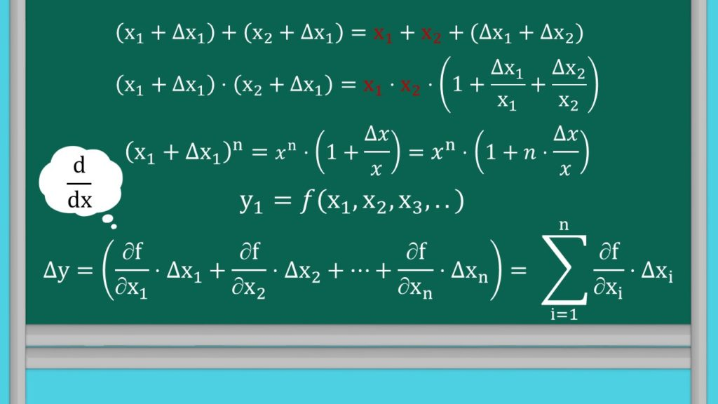 Formel absolute Abweichung