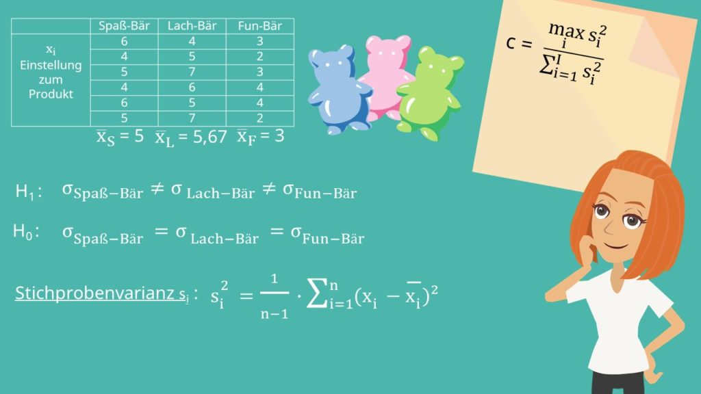 Formel-Tabelle