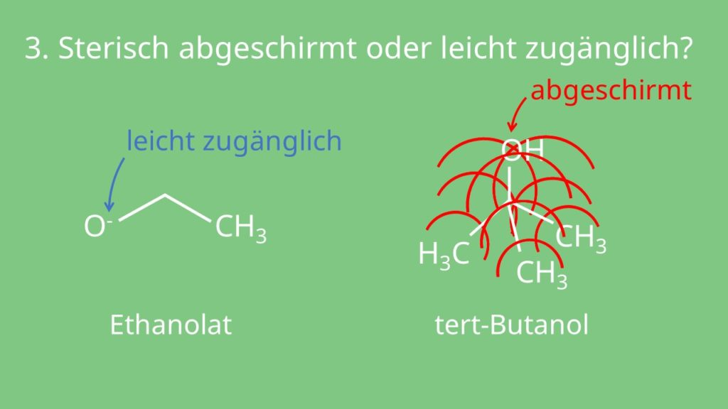 Ethanolat und tert-Butanol