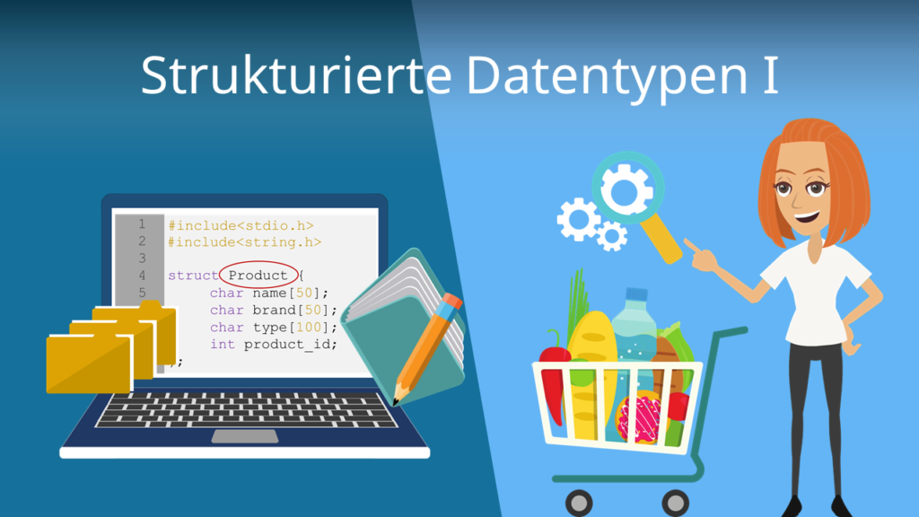 Strukturierte Datentypen I