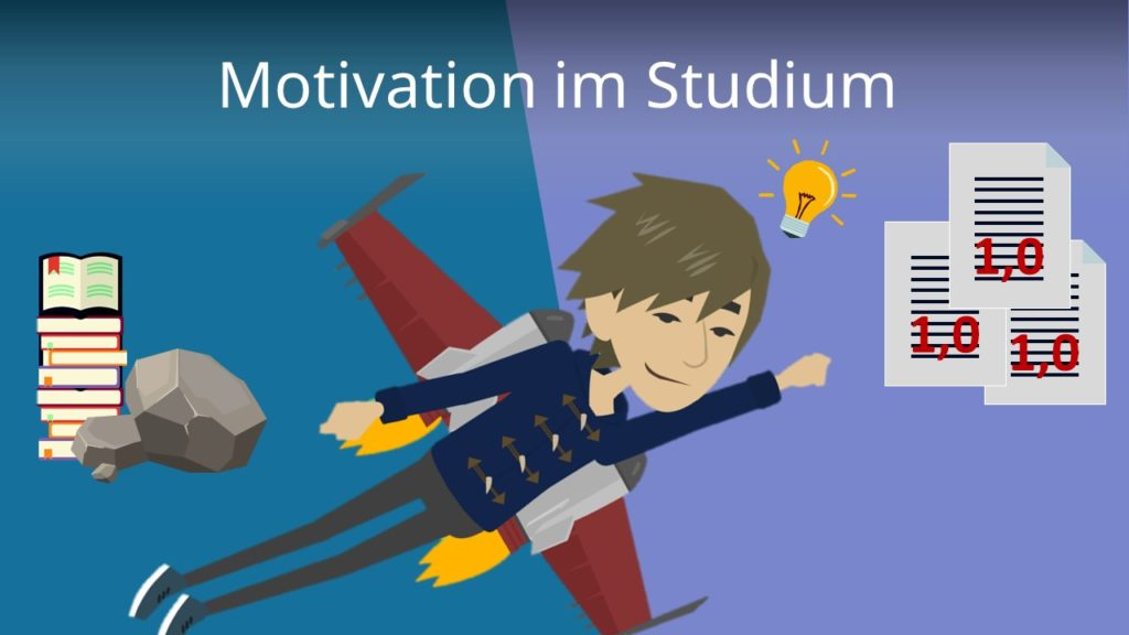 Motivation im Studium