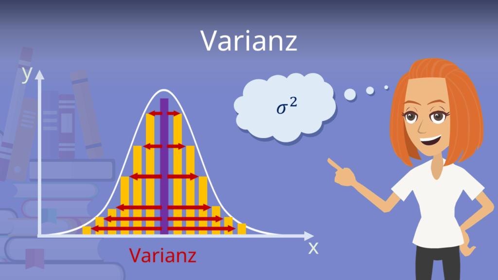 Zum Video: Varianz