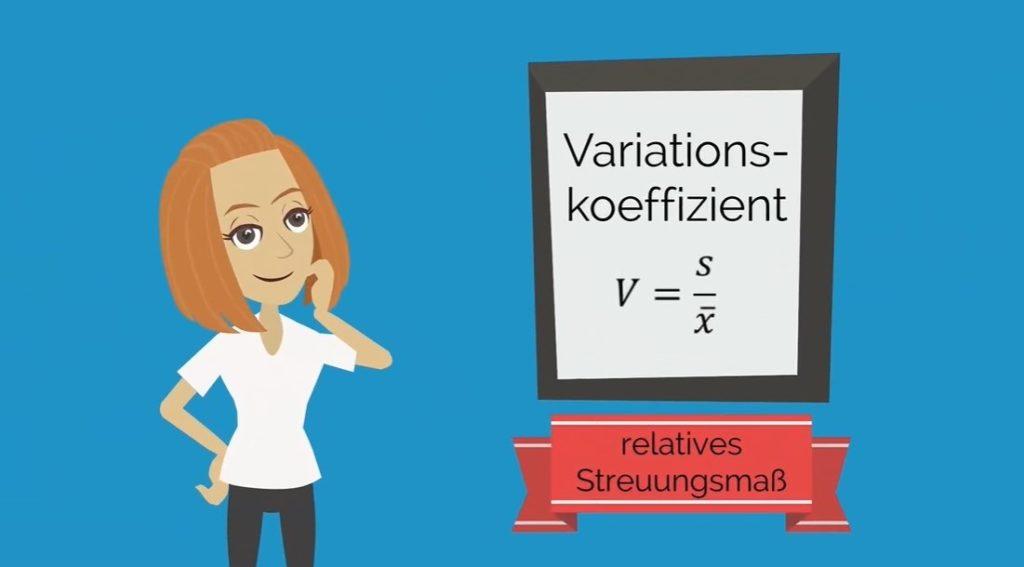 Variationskoeffizient Definition, Variationskoeffizient berechnen, Variationskoeffizient Formel, Variationskoeffizient Standardabweichung, Streuungsmaß, Statistik