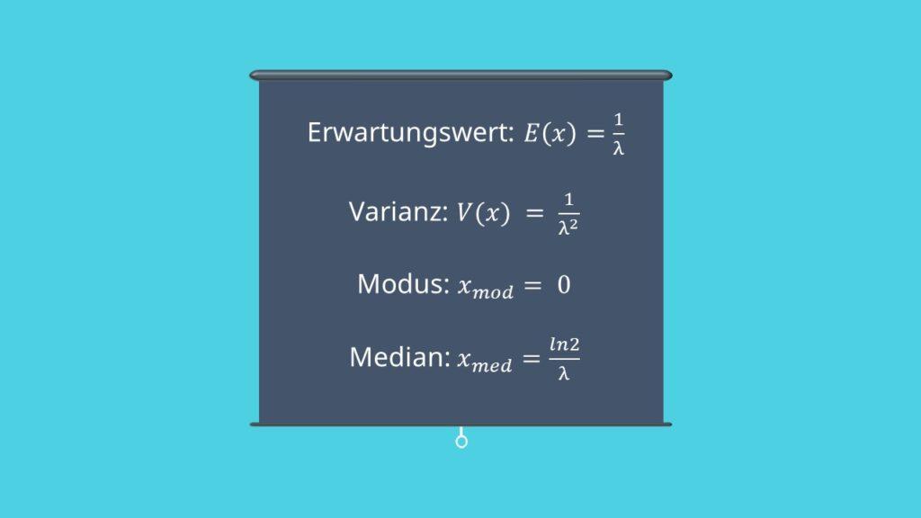 Exponentialverteilung