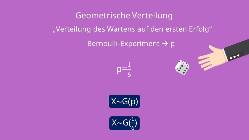 Geometrische Verteilung