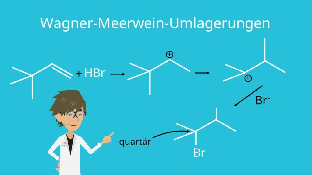 Wagner-Meerwein-Umlagerung