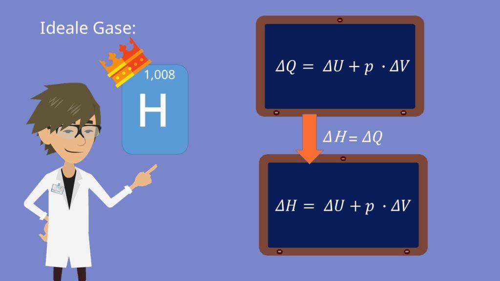 1.Hauptsatz der Thermodynamik