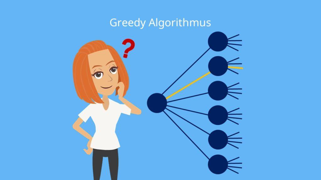 Große Anzahl an Möglichkeiten beim Greedy Algorithmus