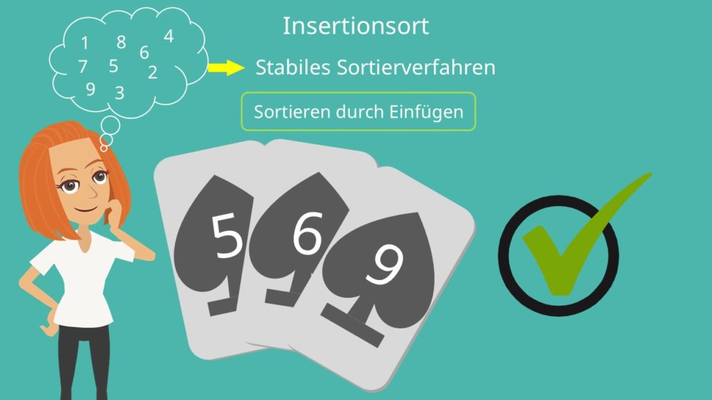 Insertion Sort, Insertionsort Erklärung