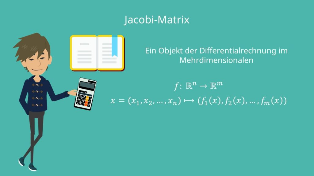 Jacobi-Matrix Jacobimatrix Jakobi-Matrix