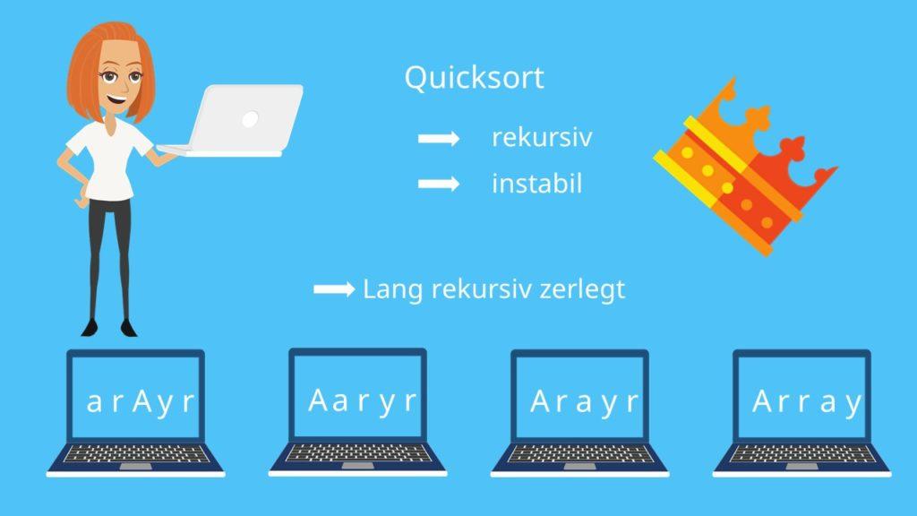 Quicksort, Quick Sort