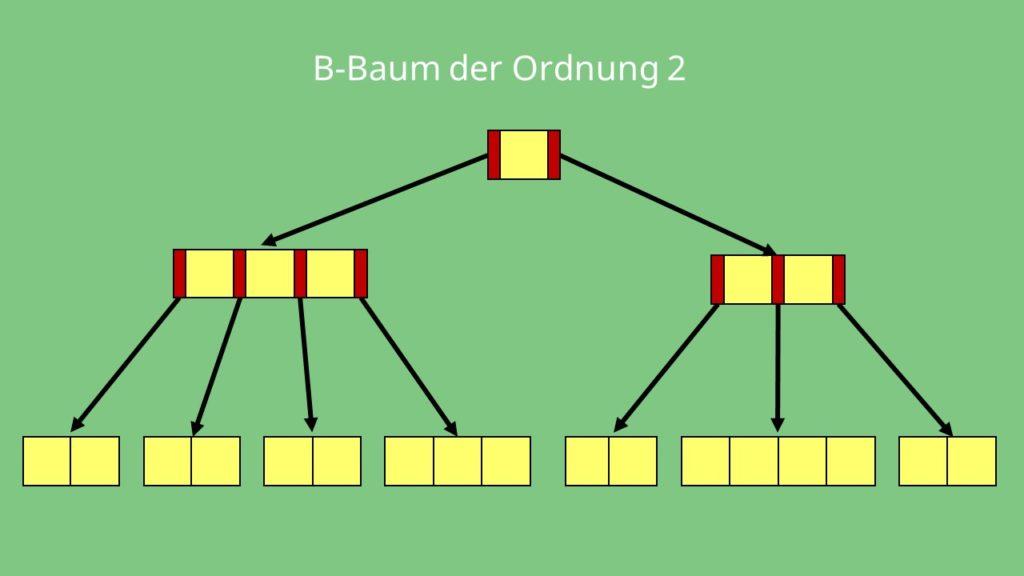 B-Baum Ordnung 2
