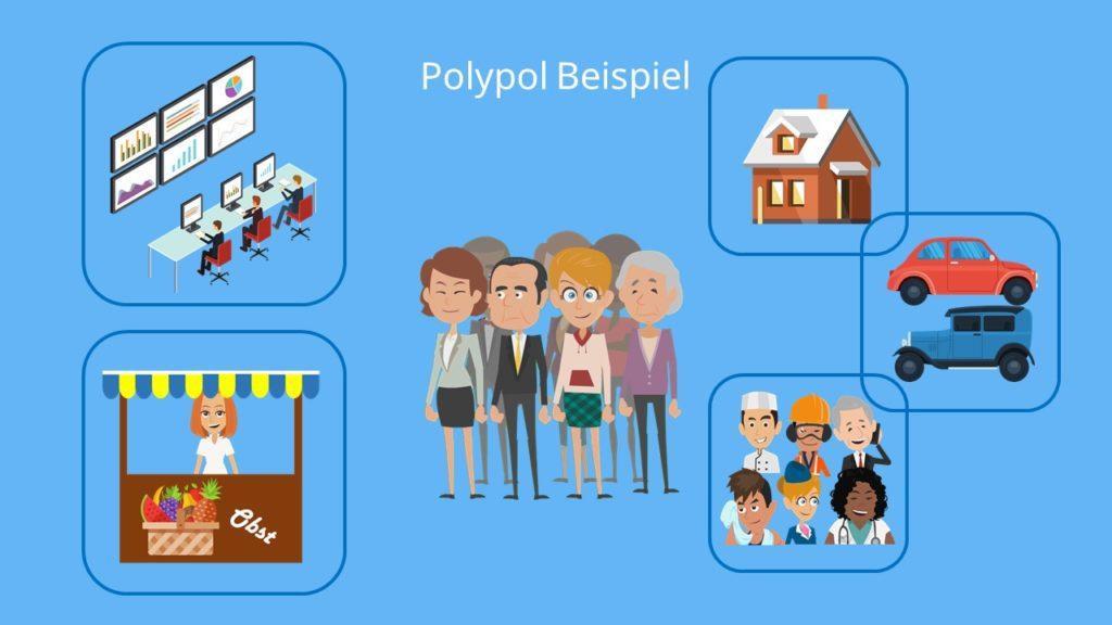 Polypol Definition Und Beispiel Peisbildung