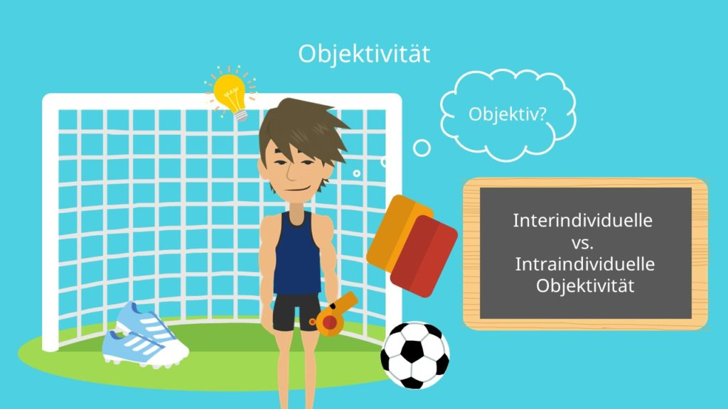 Objektivität, Interindividuelle Objektivität, Interindividuelle Objektivität