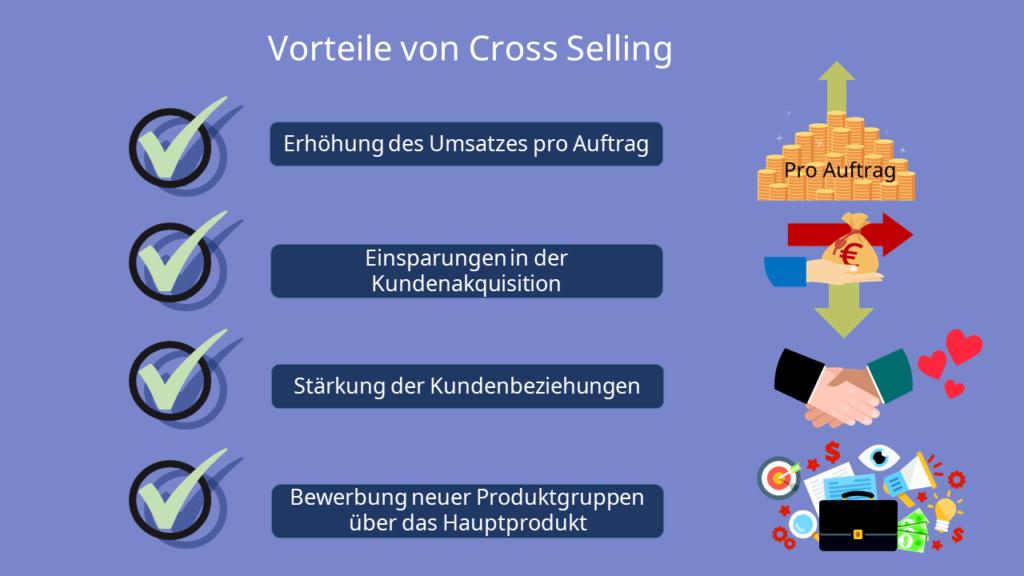 Vorteile von Cross Selling