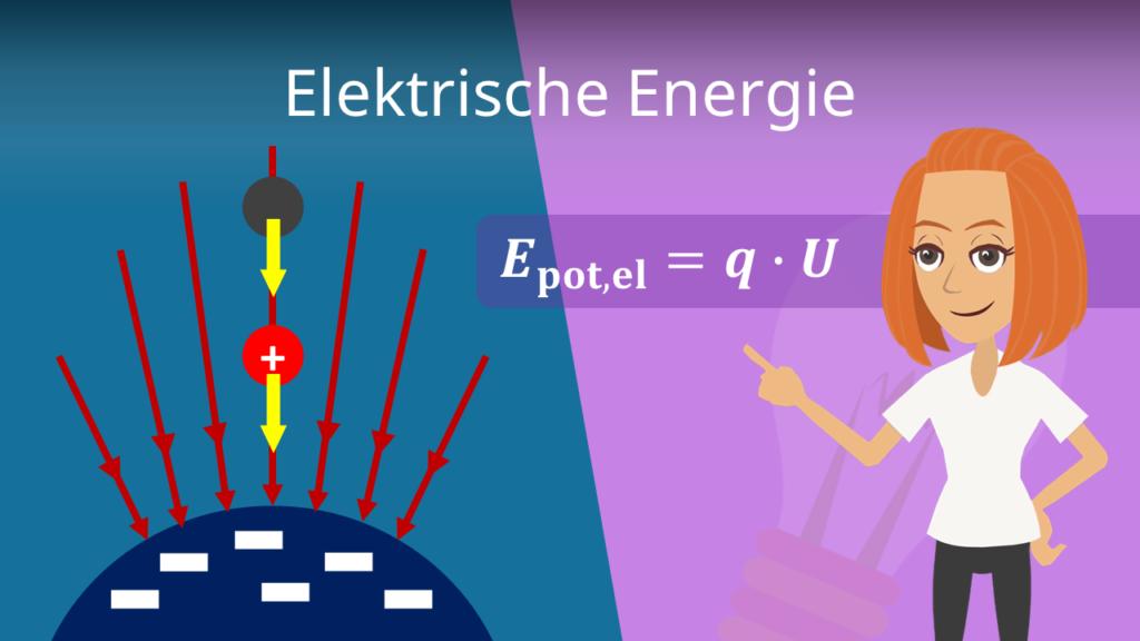 Zum Video: Elektrische Energie