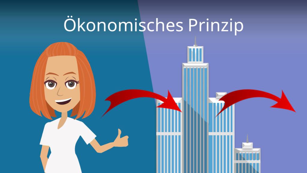 Zum Video: Ökonomisches Prinzip