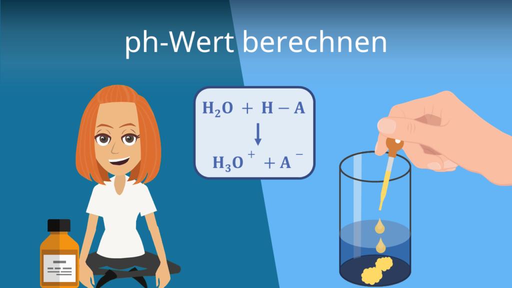 Video: pH wert berechnen