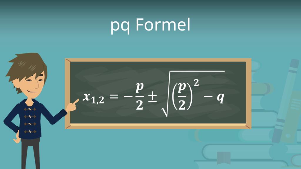 pq formel, pq-formel, Nullstellen berechnen, quadratische gleichungen lösen, diskriminante