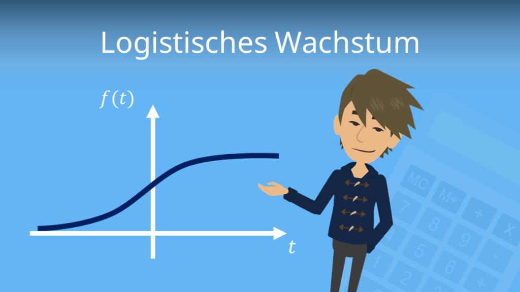 Logistisches Wachstum, logistisches wachstum formel