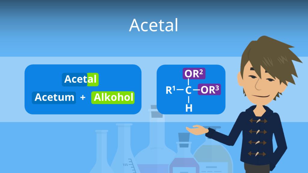 Zum Video: Acetal