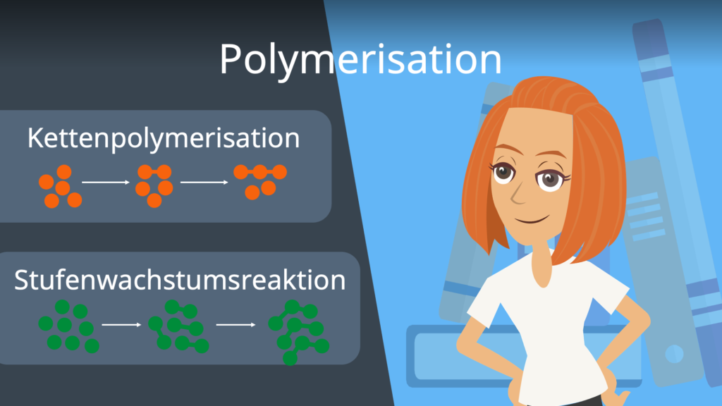 Zum Video: Polymerisation