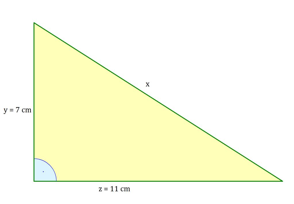 Satz Des Pythagoras Beispiele Formeln Und Anwendung 11 7