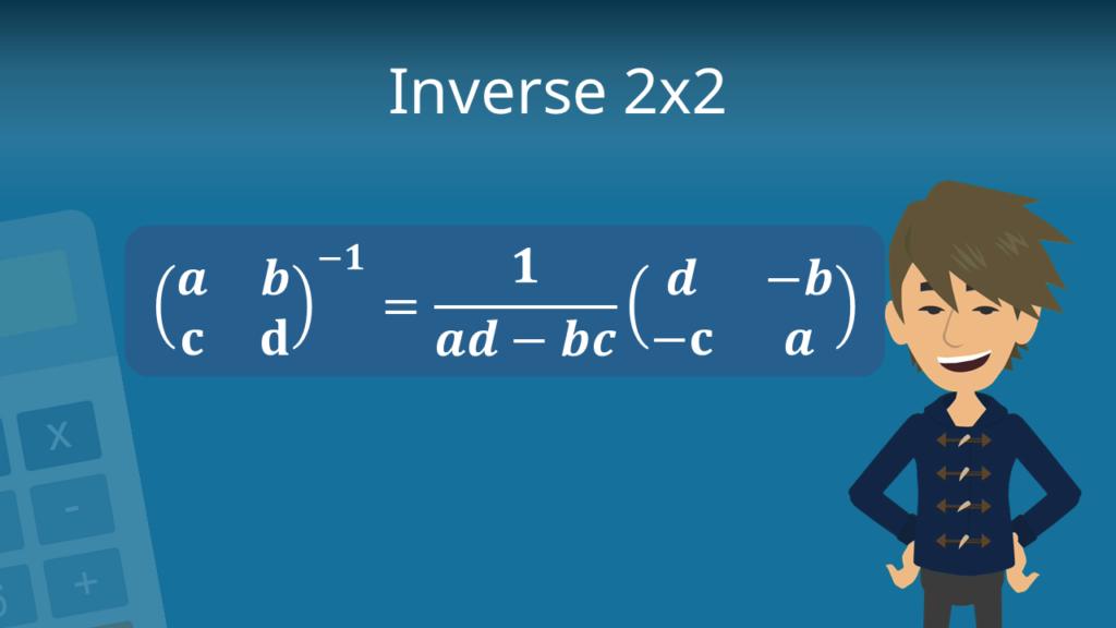Inverse 2x2