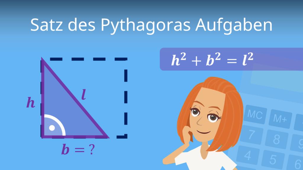 Satz des Pythagoras Übungen, Satz des Pythagoras Übungsaufgaben
