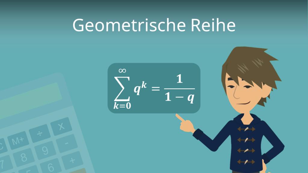 Zum Video: Geometrische Reihe