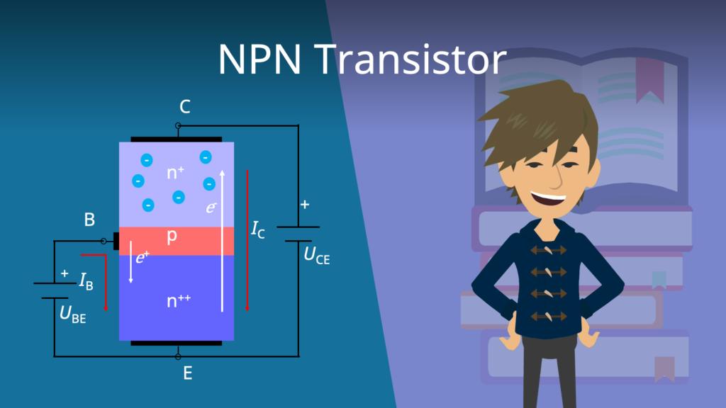 Zum Video: NPN Transistor