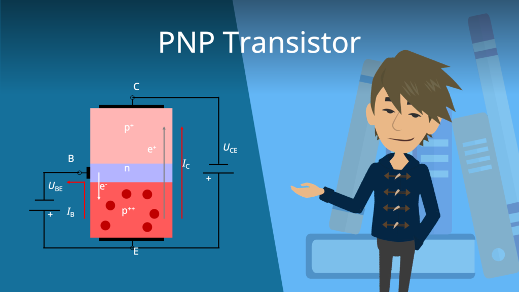 Zum Video: PNP Transistor