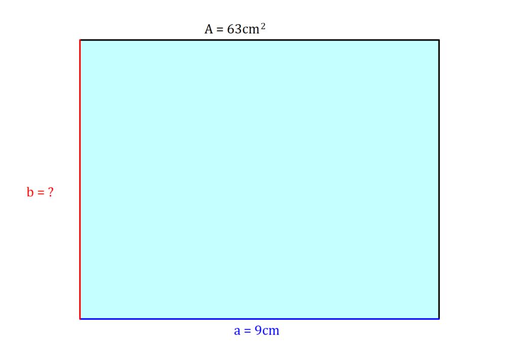 Flächeninhalt Rechteck, Rechteck Flächeninhalt, Rechteck Fläche