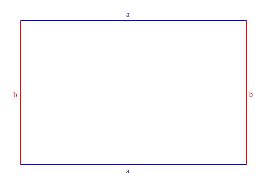Umfang Rechteck, Rechteck Umfang, Umfang Formel