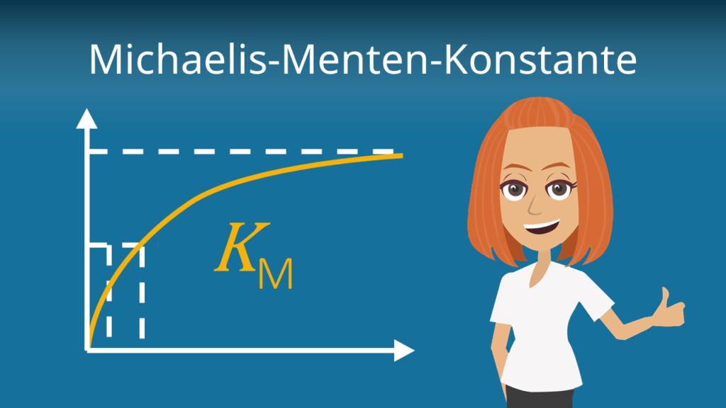 Zum Video: Michaelis-Menten-Konstante