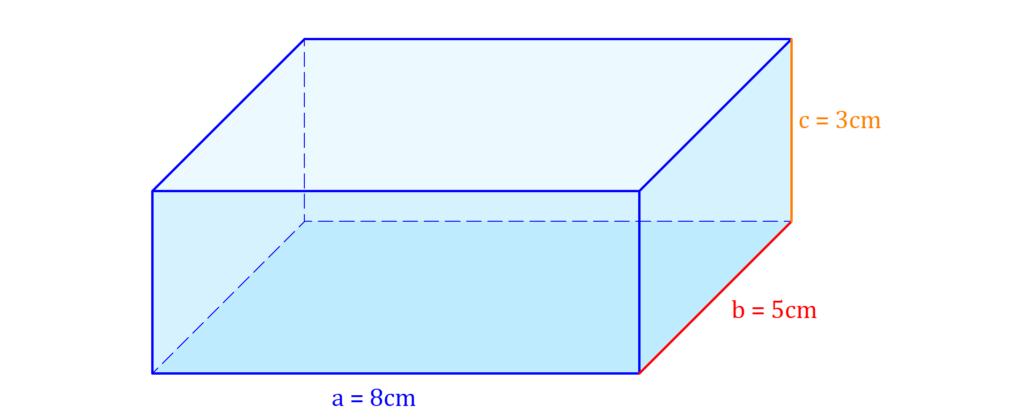 Quader Volumen berechnen, Volumen berechnen Quader, Volumen Quader berechnen